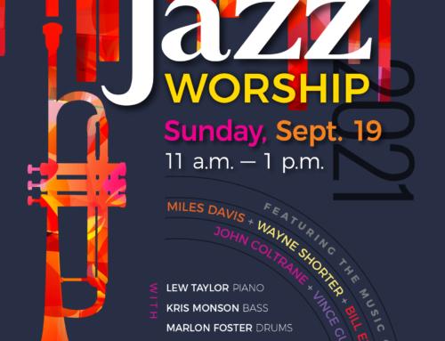 Jazz Worship: Sunday September 19